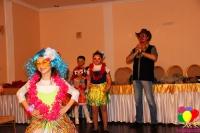 Приключения друзей (Гавайская принцесса, клоун/пират)
