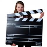 """День Рождения в стиле """"СНИМАЕМ КИНО!"""". Фильм, где режиссёрами и артистами являются дети."""